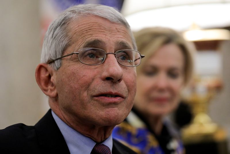 Dr. Anthony Fauci sounds off on NFL Season