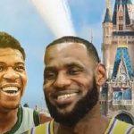 NBA LeBron Anti-american