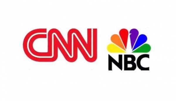 Fake News Media CNN NBC