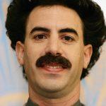 Borat - Sacha Baron Cohen