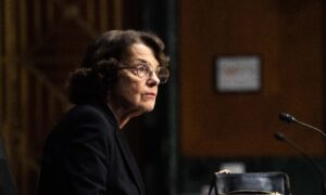 Feinstein Defends Cruz, Hawley Over Electoral College Objections