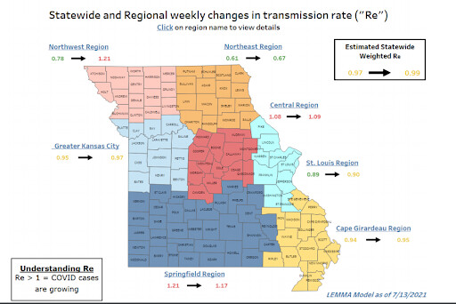 Missouri Department of Health & Senior Services Image