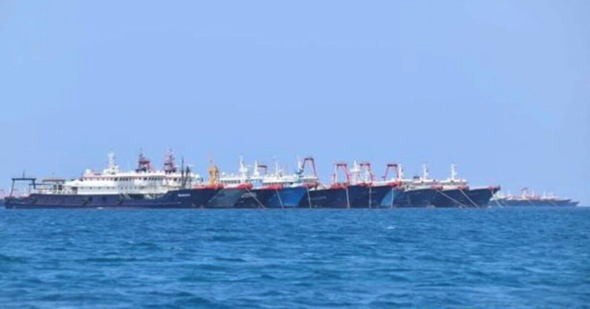 China Vessels