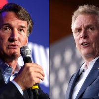 Pushed on 2020 Election, Youngkin Reminds Virginia Voters of McAuliffe's Past as an Election Truther