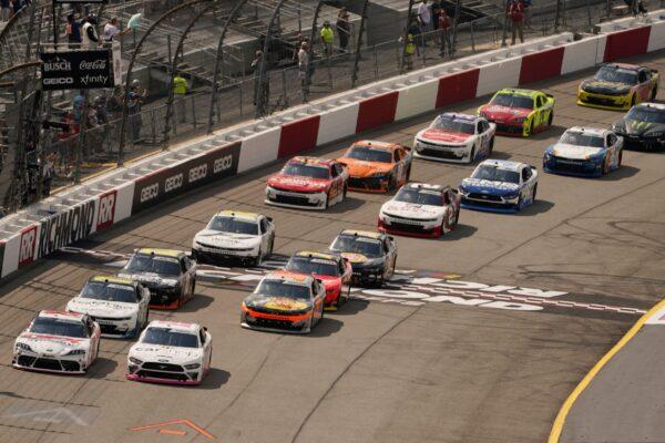 NASCAR Xfinity Richmond Auto Racing