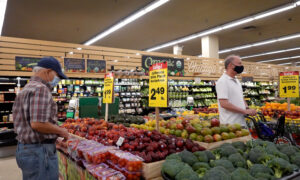 Inflation to Rise Faster Than Previously Projected: OECD