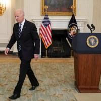 The Real Biden Presidency Emerges