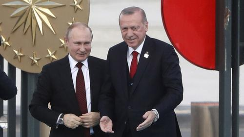 """Erdogan Defiantly Says """"Of Course"""" Turkey Will Buy More Russian S-400 Missile Defenses"""