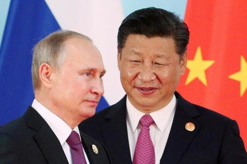 """China Issues Rare, Strongly-WordedDefense Of Russia Over US """"Bullying"""" Sanctions"""